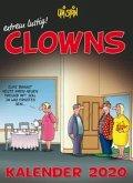 Uli Stein Clowns Kalender 2020