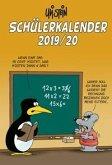 Uli Stein Schülerkalender 2019/2020 Spiralbindung