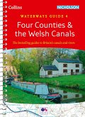Four Counties & the Welsh Canals No. 4