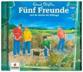Fünf Freunde und die Glocke der Wikinger, 1 Audio-CD