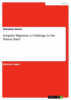 Irregular Migration. A Challenge to the Nation State? (eBook, PDF)