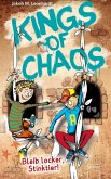 Bleib locker, Stinktier! / Kings of Chaos Bd.3 (eBook, ePUB)