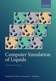 Computer Simulation of Liquids (eBook, PDF)