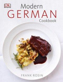 Modern German Cookbook (Mängelexemplar) - Rosin, Frank