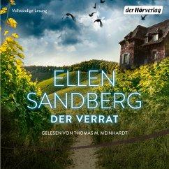 Der Verrat (MP3-Download) - Sandberg, Ellen