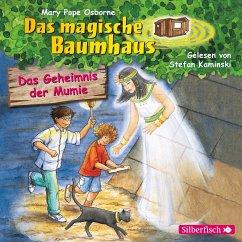 Das magische Baumhaus - Das Geheimnis der Mumie, 1 Audio-CD - Pope Osborne, Mary