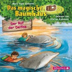 Das magische Baumhaus - Der Ruf der Delfine, 1 Audio-CD - Pope Osborne, Mary