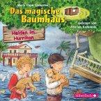 Helden im Hurrikan / Das magische Baumhaus Bd.55 (1 Audio-CD)
