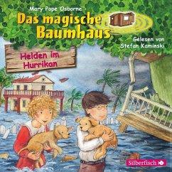 Helden im Hurrikan / Das magische Baumhaus Bd.55 (1 Audio-CD) - Osborne, Mary Pope
