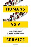 Humans as a Service (eBook, PDF)