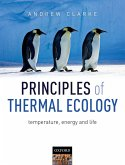 Principles of Thermal Ecology: Temperature, Energy and Life (eBook, PDF)
