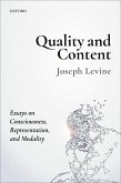 Quality and Content (eBook, PDF)