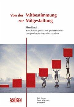 Von der Mitbestimmung zur Mitgestaltung - Reiche, Dirk; Wietstock, Rainer; Wolf, Klaus
