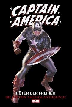Captain America Anthologie - Lee, Stan; Colan, Gene; Simon, Joe