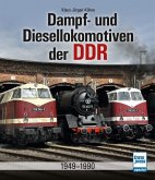 Dampf- und Diesellokomotiven der DDR
