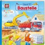 Baustelle / Was ist was Kindergarten Bd.15