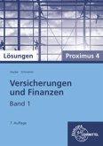 Lösungen zu 22257: Versicherungen und Finanzen, Band 1, Proximus 4