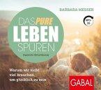 Das pure Leben spüren, 1 MP3-CD