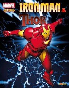 Marvel Kids: Iron Man & Thor - Tobin, Paul; Camagni, Jacopo