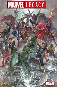 Marvel Legacy - Aaron, Jason; Ribic, Esad; McNiven, Steve