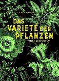 Das Varieté der Pflanzen