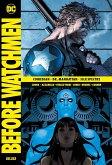 Comedian & Dr. Manhatten & Slik Spectre / Before Watchmen Deluxe Bd.2