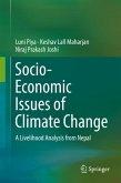 Socio-Economic Issues of Climate Change