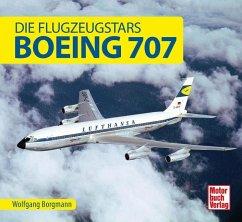 Boeing 707 - Borgmann, Wolfgang