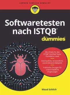 Softwaretesten nach ISTQB für Dummies - Schlich, Maud