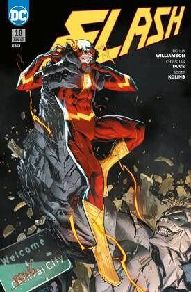 Buch-Reihe Flash 2. Serie
