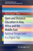 Open and Distance Education in Asia, Africa and the Middle East