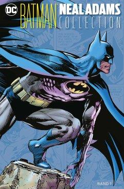 Batman: Neal Adams Collection / Batman: Neal-Adams-Collection Bd.1 - Adams, Neal; Ellison, Harlan; Friedrich, Mike