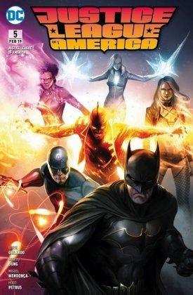 Buch-Reihe Justice League of America