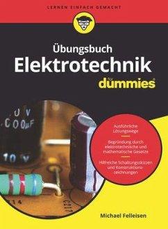 Übungsbuch Elektrotechnik für Dummies - Felleisen, Michael