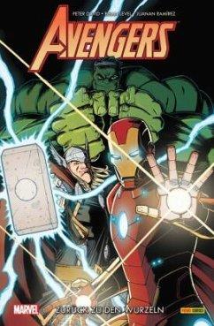 Avengers: Zurück zu den Wurzeln - David, Peter Allen; Level, Brian; Ramirez, Juanan