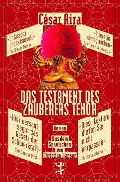 Das Testament des Zauberers Tenor - Aira, César