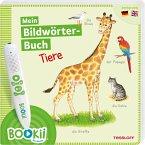 BOOKii® Mein Bildwörter-Buch Tiere