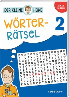 Der kleine Heine: Wörterrätsel 2 - Heine, Stefan