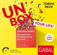 Unbox your Life!, 1 MP3-CD - Beck, Tobias