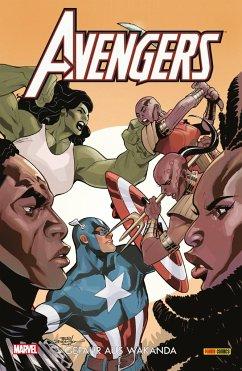 Avengers: Gefahr aus Wakanda - Okorafor, Nnedi; Okunev, Oleg; Huldin, Reginald