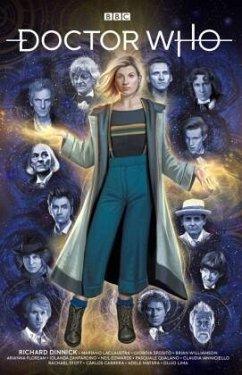 Doctor Who - Im Angesicht des Dreizehnten Doctors - Houser, Jody; Peaty, James; Qualano, Pasquale