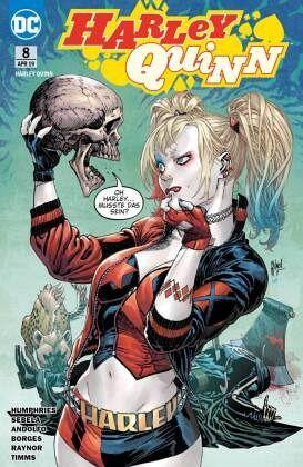 Buch-Reihe Harley Quinn 2. Serie