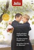 Julia Ärzte zum Verlieben Band 120 (eBook, ePUB)