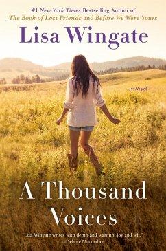 A Thousand Voices (eBook, ePUB) - Wingate, Lisa