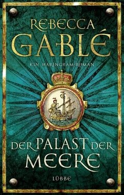 Der Palast der Meere / Waringham Saga Bd.5 (Mängelexemplar) - Gablé, Rebecca