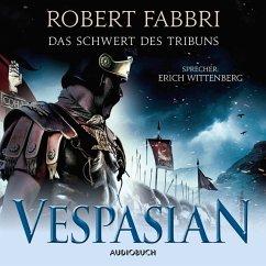 Das Schwert des Tribuns / Vespasian Bd.1 (MP3-Download) - Fabbri, Robert
