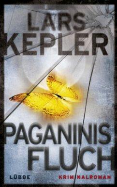 Paganinis Fluch / Kommissar Linna Bd.2 (Mängelexemplar) - Kepler, Lars