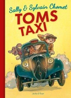 Toms Taxi (Mängelexemplar) - Chomet, Sally