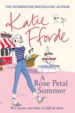 A Rose Petal Summer (eBook, ePUB) - Fforde, Katie