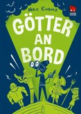 Götter an Bord / Die Chaos-Götter Bd.3 (eBook, ePUB)
